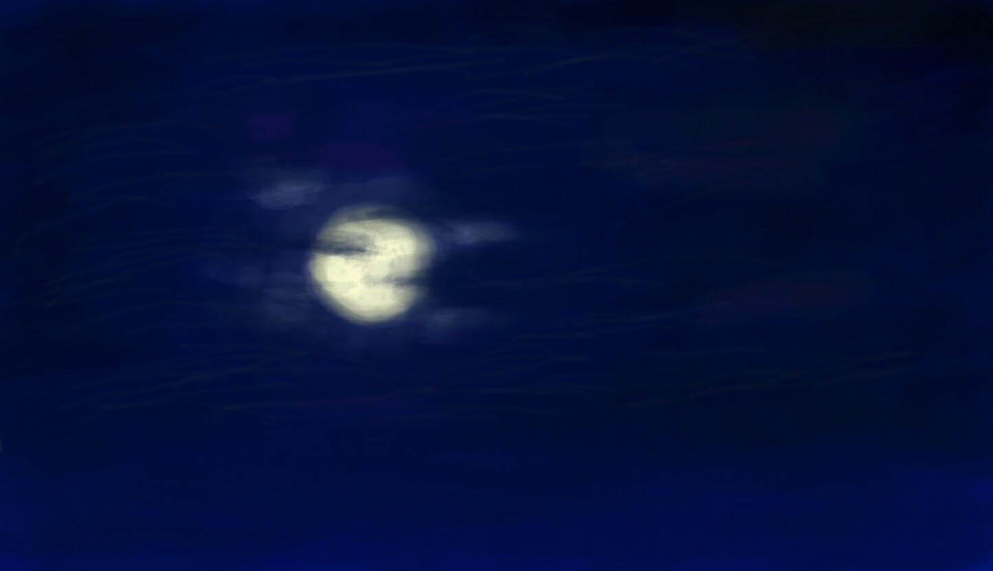 Moon 1 – Haze